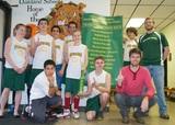Basketball champs!