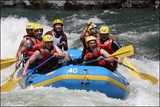 Our annual camping and white-water rafting trip