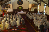 Our campus houses a beautiful church where cadets are part of services, choir, and bells.