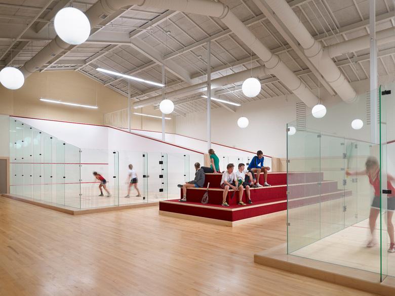 Durkin Fleischer Squash Courts