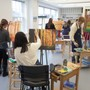Kent School Photo #3 - Kent's newly renovated art studios offer ample space to explore your creativity.