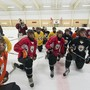 Ridley College Photo #9 - Our NHL size arena can accommodate 700 fans! Improve your skating skills, warm up and cool down for games in the adjacent fieldhouse.