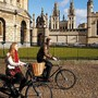 EF Academy Oxford Photo #8 - Students at EF Academy Oxford enjoy how easy it is to get around Oxford by bike!